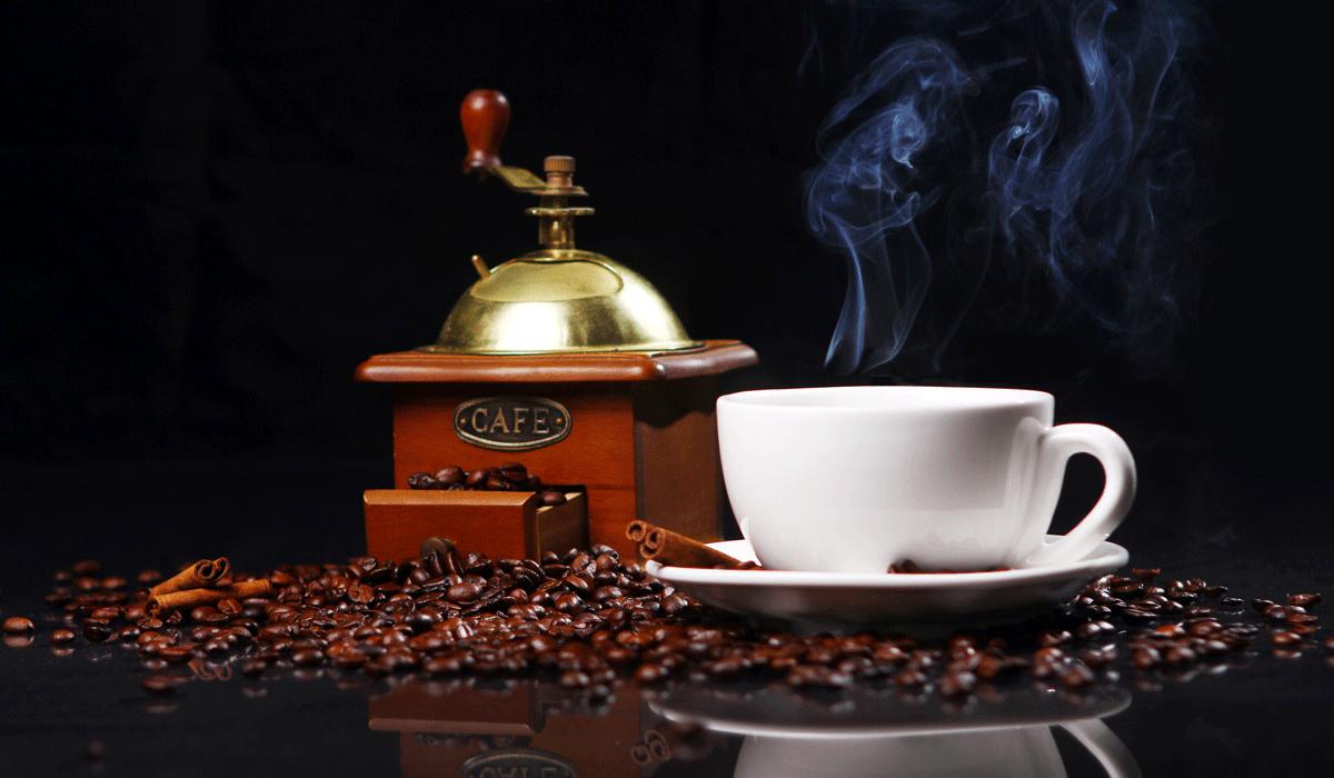 Kaffee mahlen & Mühlen