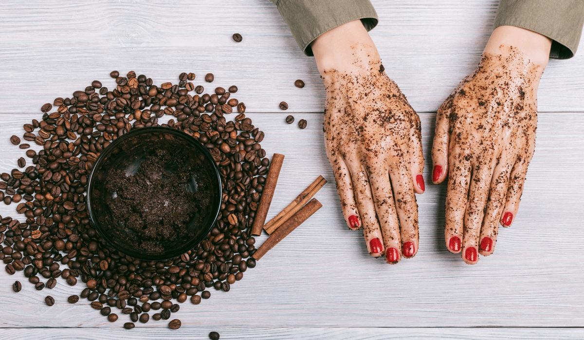 Espresso-Peeling