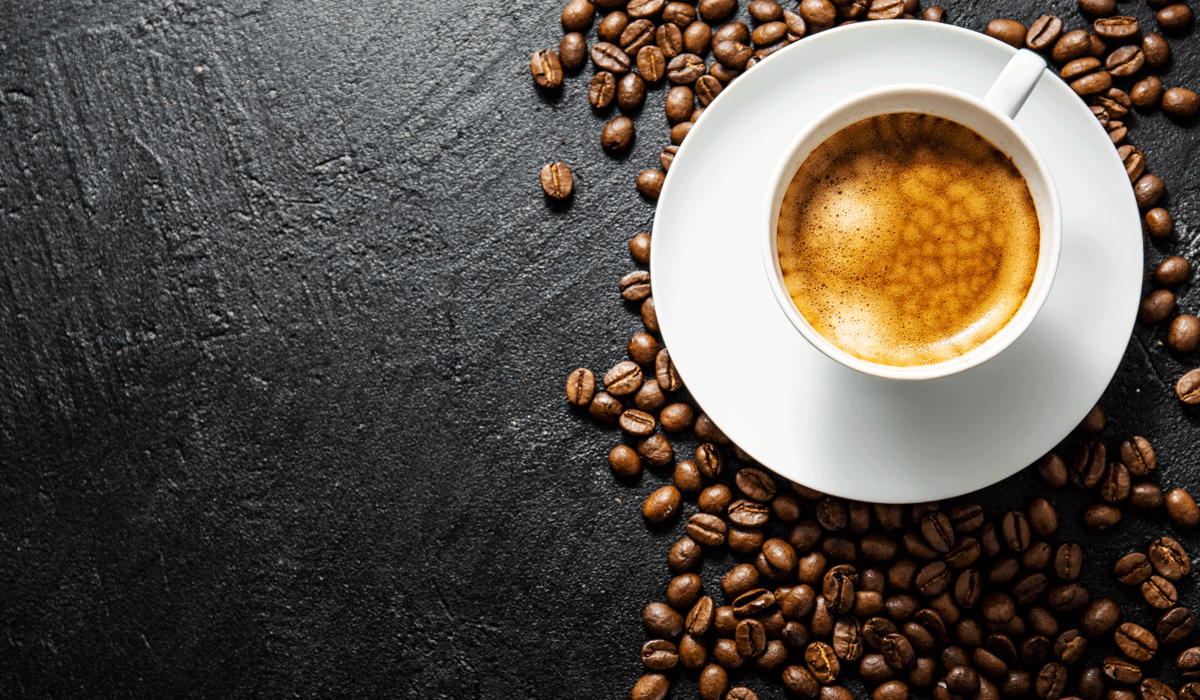 Wie kommt die Crema in den Kaffee?