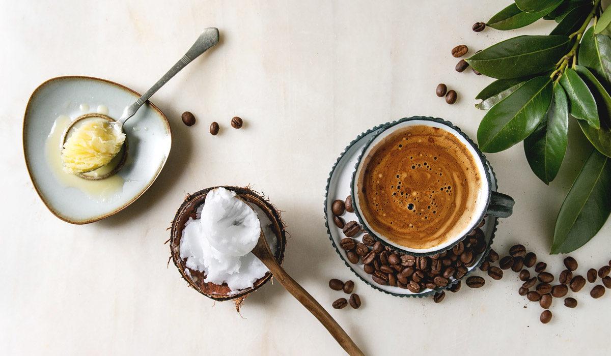 Bulletproof Coffee- das schnelle powerreiche Fitness-Frühstück