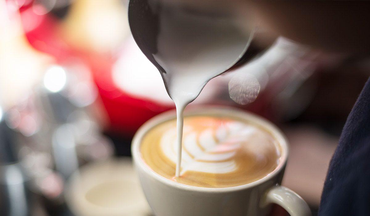Wie schäume ich richtig Milch | Barista