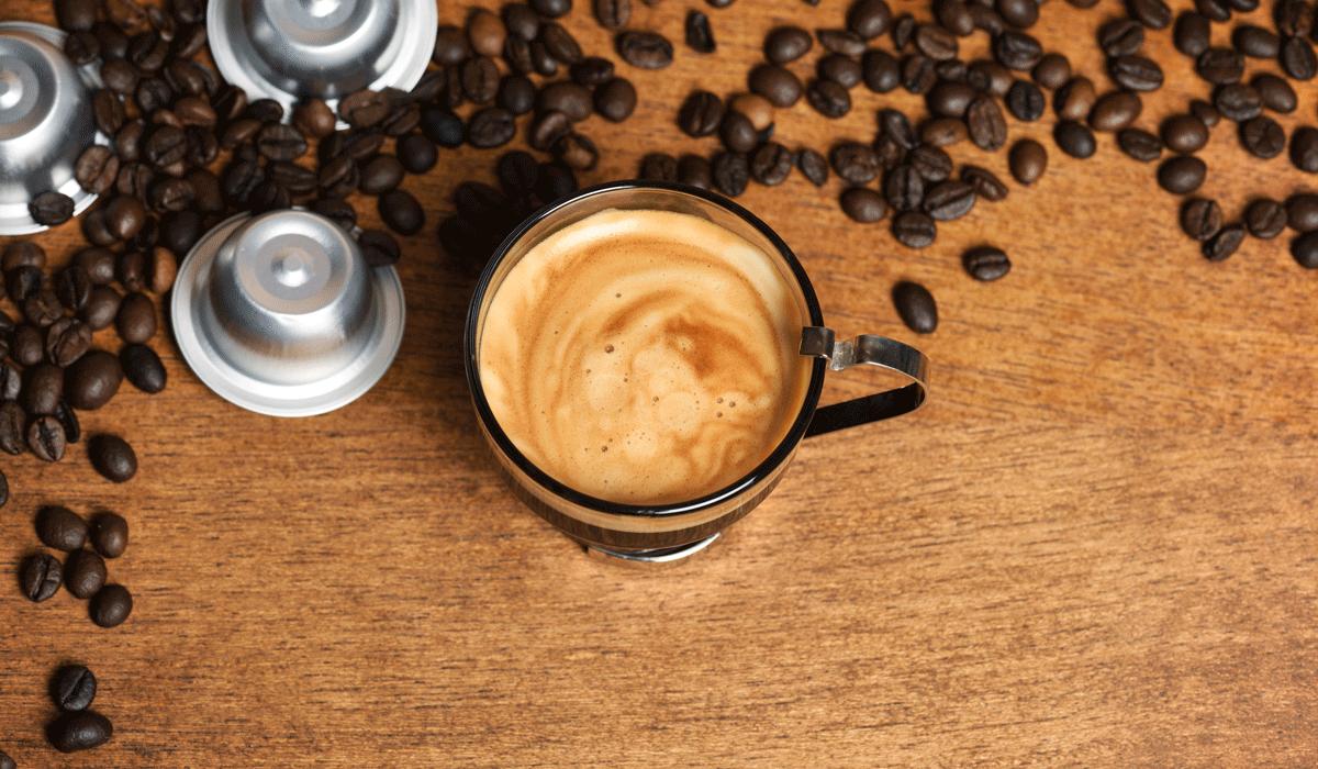 Das Kaffee Portionssystem – Pad und Kapseln