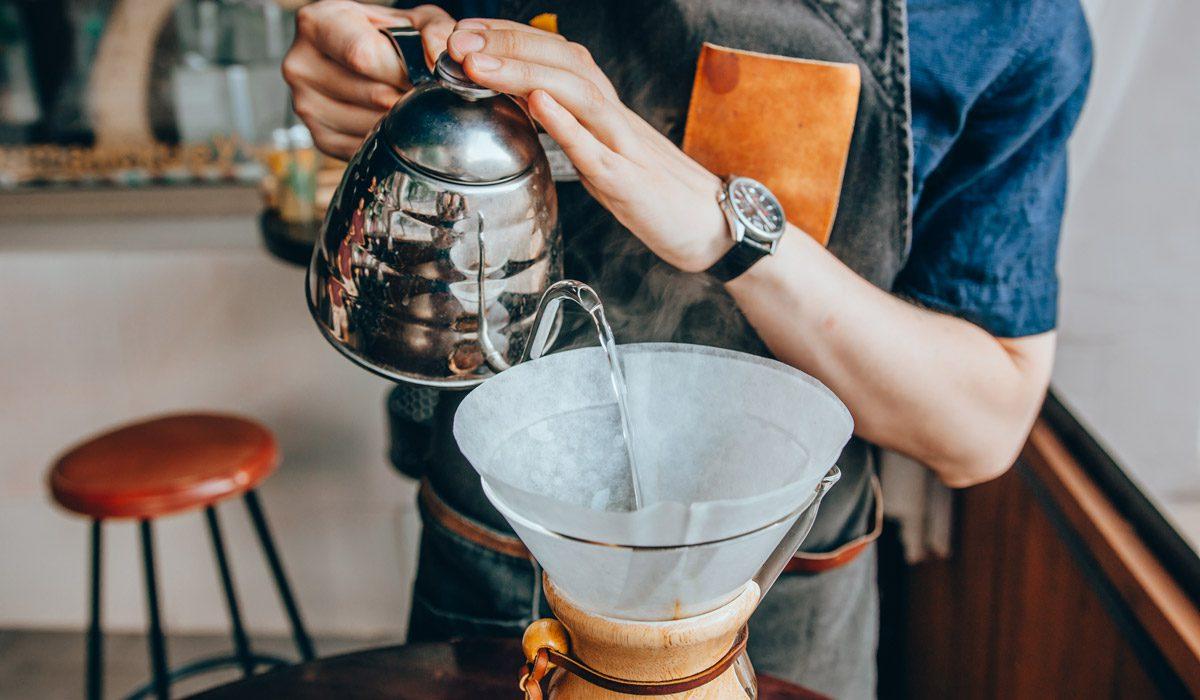 Warum ist die Wasserhärte wichtig für den Kaffee