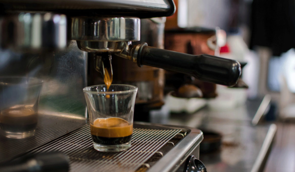 Das Kaffee Siebträger- System