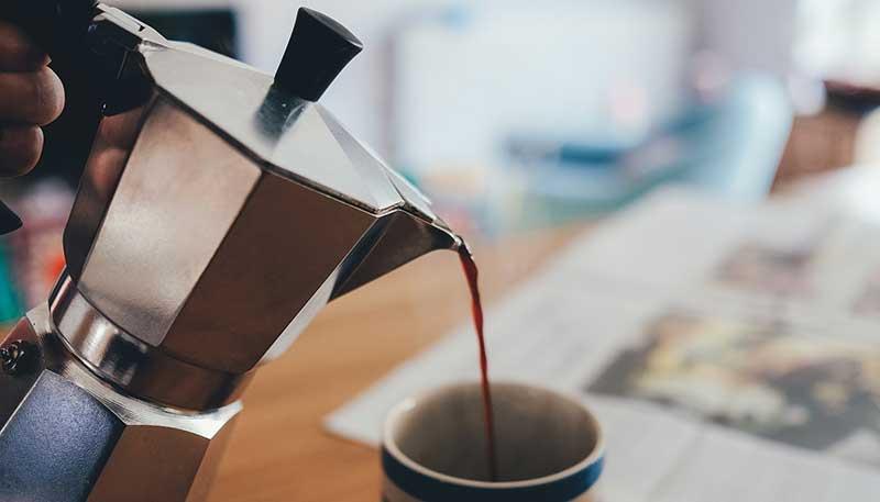 Mokka Espressokocher