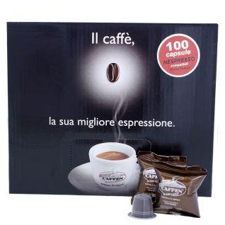 caffen kapseln nespresso karton