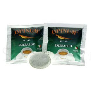 Caffe Opinum Smeraldo | E.S.E Pads 100 St. 700 g