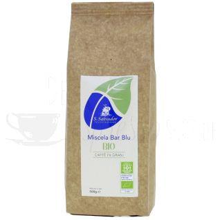 San Salvador Blu Bar Bio Espresso | Bohnen 500g