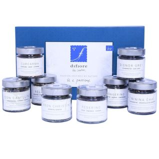 difiore tea creation Probepaket  Teereise -T900-Bild1