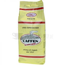 Caffen Golden Bar 80% Arabica | Bohnen 1 kg