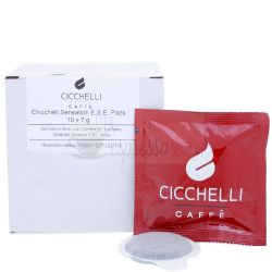 Cicchelli Rosso Pads ESE Probe Box 10 St. | 70 g