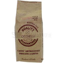 cicchelli 100 prozent robusta espresso 1 kg beutel