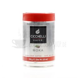 Cicchelli Moka gemahlener Espresso 250g-C865-Bild1
