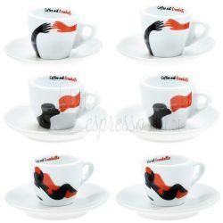 Espressotasse Trombetta Caffe Art-A803-Bild1