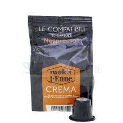 moka jenne kompatible nespresso Kapseln beutel