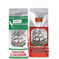 San Salvador Probepaket  Exquisit  Espresso 1kg-C932-Bild1