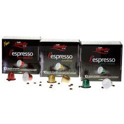 Trombetta lEspresso Nespresso- Paket-C910-Bild1