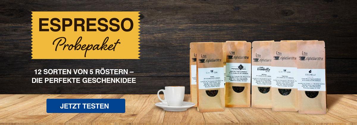 Espresso Probepaket